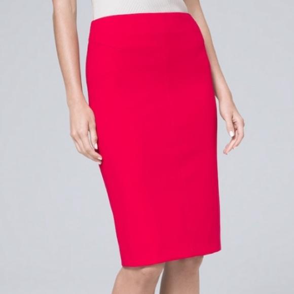 White House Black Market Dresses & Skirts - NWOT White House Black Market Pencil Skirt